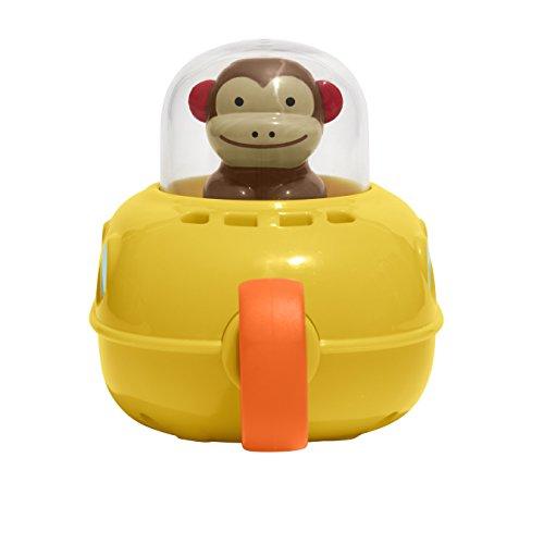 Skip-Hop-Zoo-Bath-Pull-and-Go-Submarine-Monkey