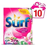 Surf Tropical Lily & Ylang Ylang Washing Powder 10 Washes 0.8kg