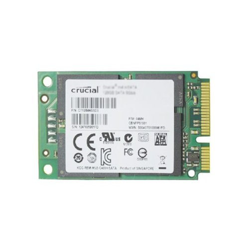 Crucial M500 120GB mSATA Internal Solid State