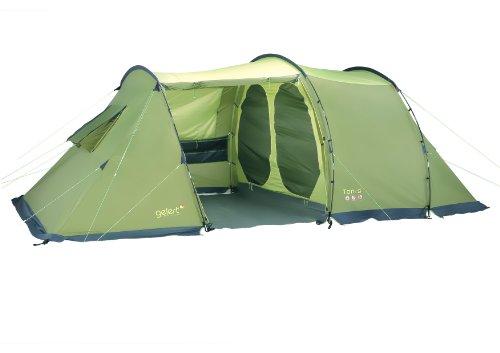 Gelert Tanis 6 Tent - Calliste Green/Sweet Pea/Charc