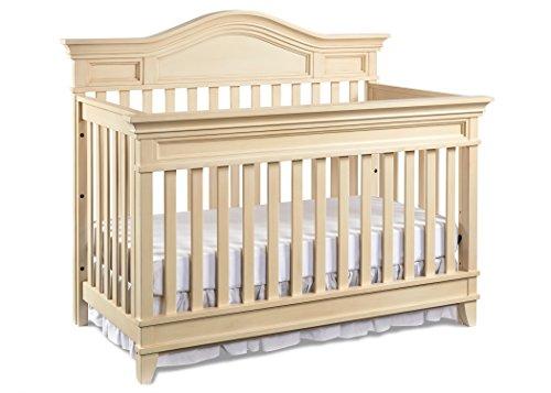Babi Italia Asheville Lifestyle Crib, Oystershell