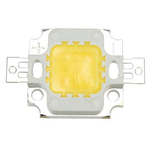 1Pcs 10W LED IC High Power LED Light 800LM Lamp Blub Warm White 3000-3500K DIY