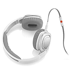 Shopkeeda trendy wired Headphone Compatible With Adcom Thunder A-350i