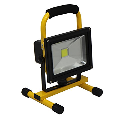 20W-Mobiler-Akku-LED-Strahler-Handlampe-Fluter-Arbeitsleuchte-Baustrahler-IP65
