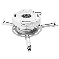 Peerless PRG-UNV-W Precision Gear Universal Projector Mount - White