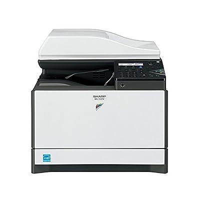 Sharp MX-C300W Letter-size Desktop Color MFP - 30 ppm, Copy, Print, Scan, Fax, Duplex, Mobile Scan/Print, Network