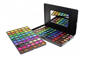 BH Cosmetics 120 Color Eyeshadow Palette 2nd Edition