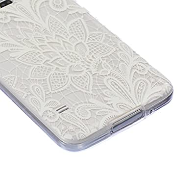 Ultrathin Slim Clear Soft TPU Case for Samsung Galaxy S5