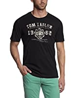 Tom Tailor 407 - T-shirt - Manches courtes - Homme