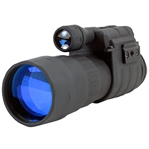 Sightmark Ghost Hunter 5x50 All Weather Digital Night Vision Monocular by Sightmark