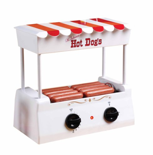 Why Choose Nostalgia Electrics HDR565 Vintage Collection Old Fashioned Hot Dog Roller