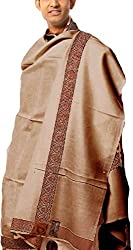 Romano Men's Shawl - A Perfect Gift for Respected Person for Social Event / S...