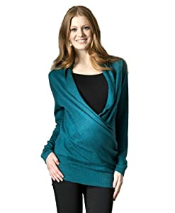 Rosie Pope Maternity Shell Wrap Sweater