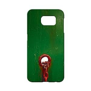 BLUEDIO Designer 3D Printed Back case cover for Samsung Galaxy S6 Edge Plus - G4457