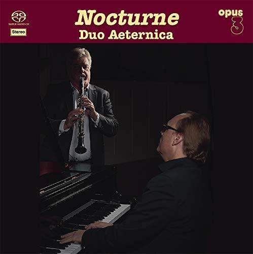 SACD : DUO AETERNICA - Nocturne