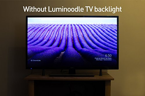 luminoodle bias lighting for hdtv usb led backlight bright normal