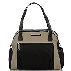 Raylee Tote<br>Black Bayview Color Block