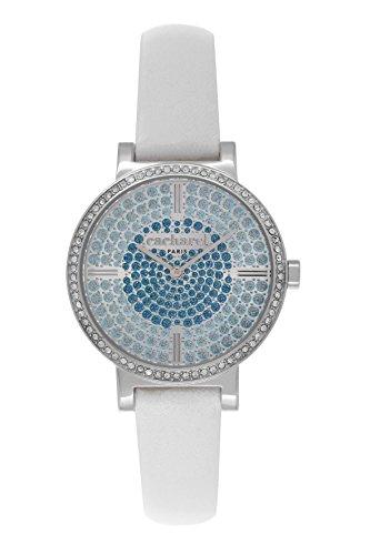 cacharel-reloj-analogico-de-cuarzo-para-mujer-correa-de-cuero-color-blanco