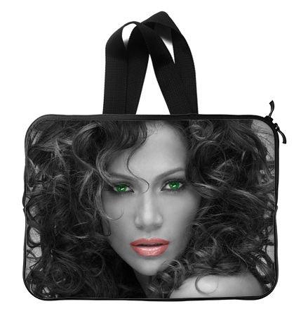 Jennifer Lopez Bw Laptop Sleeve 13