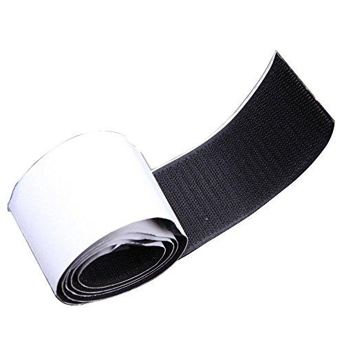 rollo-de-gancho-sodialr50mm-gnacho-aro-adhesivo-negro-pesado-cinta-de-velcro-sujetador-de-cinta