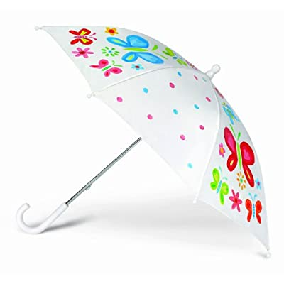 Great Gizmos Paint Your Own Umbrella