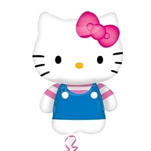 Amscan International S-Supershape Hello Kitty Summer Fun Balloon