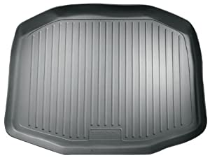 Husky Liners Husky Shield Custom Fit WeatherBeater Behind/Under 3rd Row Seat Rear Cargo Liner for Select Ford Explorer Models (Grey)