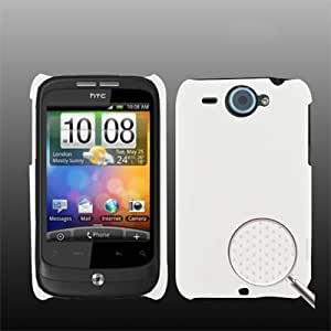 Dream Mesh Case for HTC G8 (White)