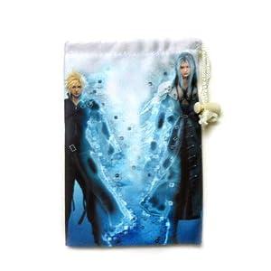 Final Fantasy: Cloud and Sephiroth Cellphone/Pencil Bag