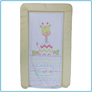 ebabygoods Giraffe Design Changing Mat - Soft Touch.