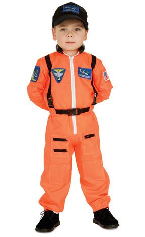 Boy's Astronaut Costume (Small Child 4-6) *Limited Edition*