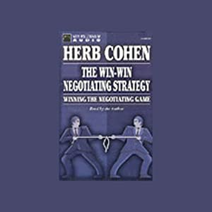 The Win-Win Negotiating Strategy Audiobook