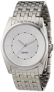 Esprit Damen-Armbanduhr slim's Analog Edelstahl A.ES104202005