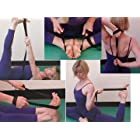 Blue Yoga Strap With Loops