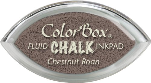 ColorBox Fluid Chalk Cat's Eye Inkpad-Chestnut Roa