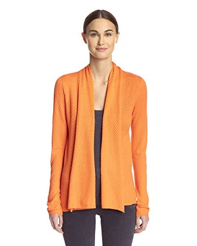 Cullen Women's Wave Stitch Shawl Cardigan