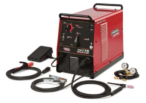 Lincoln Electric AC/DC Square Wave TIG & Stick Welder - Model# K1478-5