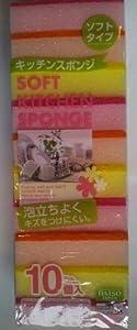 Design Kitchen Sponges (Multi Color)