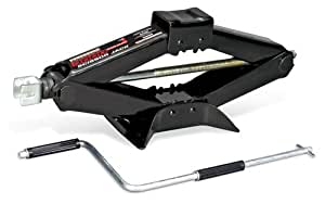 Powerbuilt 640819 Mechanical Scissor Jack