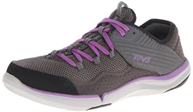 Teva Women's Refugio Water Shoe,Dark Gull Grey,8 M US