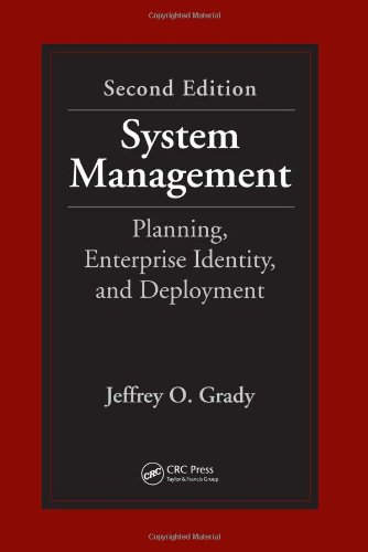 System Management: Planning, Enterprise Identity,