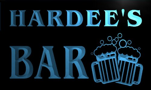 cartel-luminoso-w005346-b-hardee-name-home-bar-pub-beer-mugs-cheers-neon-light-sign
