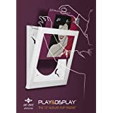 Duran Duran - Rio - Art Vinyl Play & Display Gift Pack with White Flip Frame, Vinyl Record & CD Albumby Art Vinyl