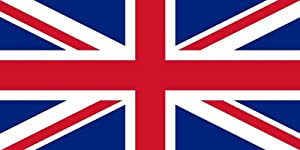 British Flag 3'x5' NEW Polyester 3x5 ft UK Union Jack