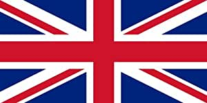 3ft x 5ft United Kingdom Flag - UK Polyester British - Union Jack Online Stores - 3 x 5 - Poly Britain Flag