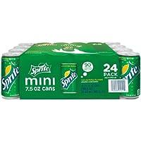 Sprite, 24 ct, 7.5 FL OZ Mini-Can