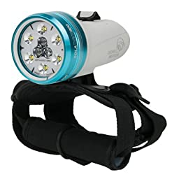 Light & Motion SOLA Dive 800 S/F Light, White