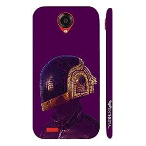 Lenovo S 820 Daft Punk designer mobile hard shell case by Enthopia