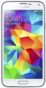 Samsung Galaxy S5 Blanc Garantie Europeenne SM-G900FZWAITV