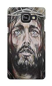CimaCase Jesus Christ Designer 3D Printed Case Cover For Samsung Galaxy A5 2016